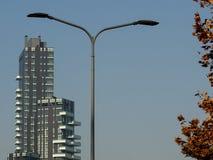 View of Milan skyscraper Royalty Free Stock Image
