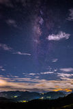 View of the Milky Way Royalty Free Stock Images