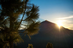 View from the Mirador de Chipeque Stock Photography