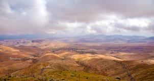 View from Mirador De Morro Velosa Royalty Free Stock Photos