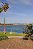 View of Mission Bay Royalty Free Stock Photography