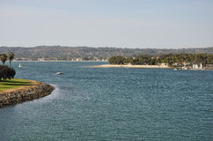 View of Mission Bay Stock Images