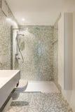 View modern bathroom Stock Image