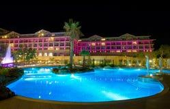 View of a modern resort in Kemer, Antalya Stock Photography