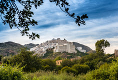 View of Mojacar Village Royalty Free Stock Images