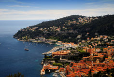 View of Monaco Stock Image