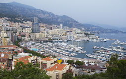 View of Monaco Stock Photos