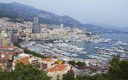 View of Monaco Stock Photos