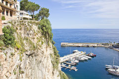View of Monaco Royalty Free Stock Photo