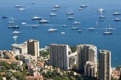 View of Monaco Royalty Free Stock Image