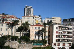 View from Monaco Royalty Free Stock Photography