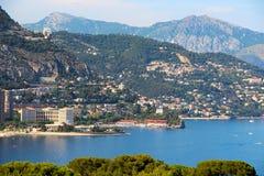 Monaco - Monte-Carlo view Stock Photos