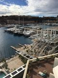 Monaco, Monte-Carlo view royalty free stock photo