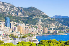 View of Monaco Stock Images