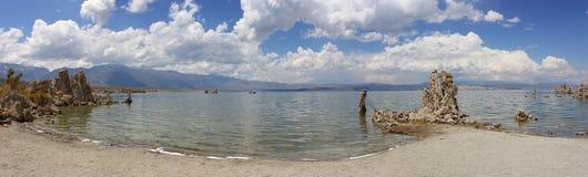 View of Mono Lake, Americ Stock Image