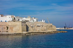 View of Monopoli. Puglia. Italy. Royalty Free Stock Photo