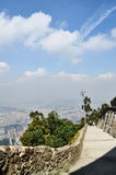 View from Monserrate Royalty Free Stock Photography