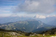 View Monte Baldo Italy Stock Photos