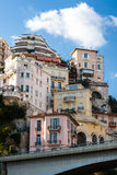 A view of Monte Carlo, France Royalty Free Stock Photos