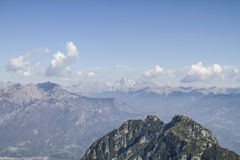 A view from the Monte rest Stock Photography