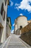 View of Montefalco. Umbria. Royalty Free Stock Photos
