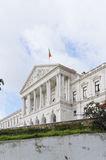 View of the monumental Portuguese Parliament (Sao Bento Palace), Royalty Free Stock Photo