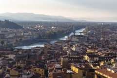 View of the morning Florence Stock Photos