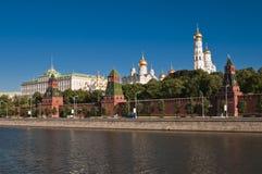 Moscow Kremlin Royalty Free Stock Image