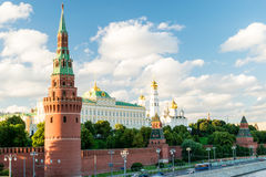 View of Moscow Kremlin. Russia Stock Image