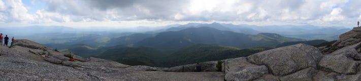 View from Mount Chocorua, New Hampshire stock photo