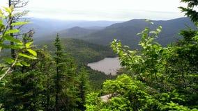 View from Mount Chocorua, New Hampshire royalty free stock photo