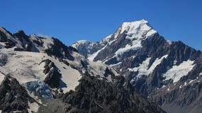 View of Mount Cook Stock Images