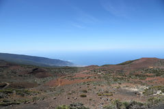 View from Mount Teide Stock Images