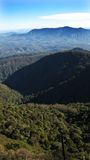 View from Mount Warning  Stock Image