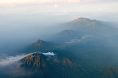 View of mountain Royalty Free Stock Images