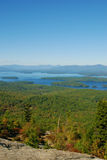 View from Mountain Royalty Free Stock Photography
