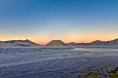 View of a mountain at Jawa Indonesia Stock Photo