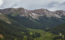 Independence Pass, Colorado stock photos