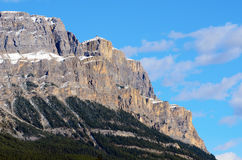 Bow Valley Mountains Stock Photos