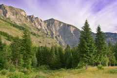 View of Mountain Solunska Glava, Macedonia Royalty Free Stock Photo