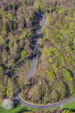 View of Mountain Wasserflueh, Switzerland Stock Images