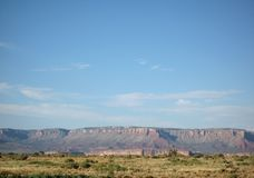 Grand Canyon West Rim in Northwestern Arizona Stock Photo