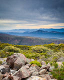 View from Mountt William. Grampians National Park, Victoria, Australia Royalty Free Stock Image
