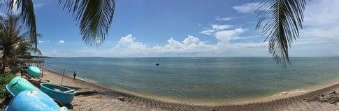 View of Mui Ne beach Stock Images