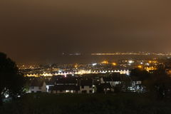 View of Mumbles from Uplands Hill Stock Photos