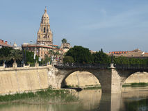 View of Murcia, Spain Royalty Free Stock Image