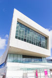View of the Museum of Liverpool in the Pier Head Royalty Free Stock Photos