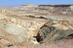 View of Nahal Tzin Stock Photos