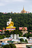 View of Nakhon Sawan Province,Kerewong,Thailand. Stock Photo
