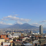 View of Naples Stock Images